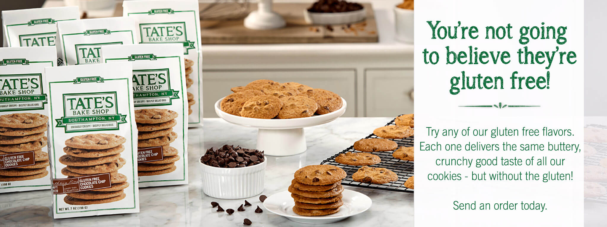 Gluten free cookies and gluten free gifts tates bakeshop gifts gluten free cookies negle Image collections