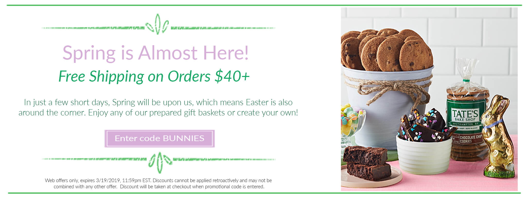 Spring and Easter Gifts