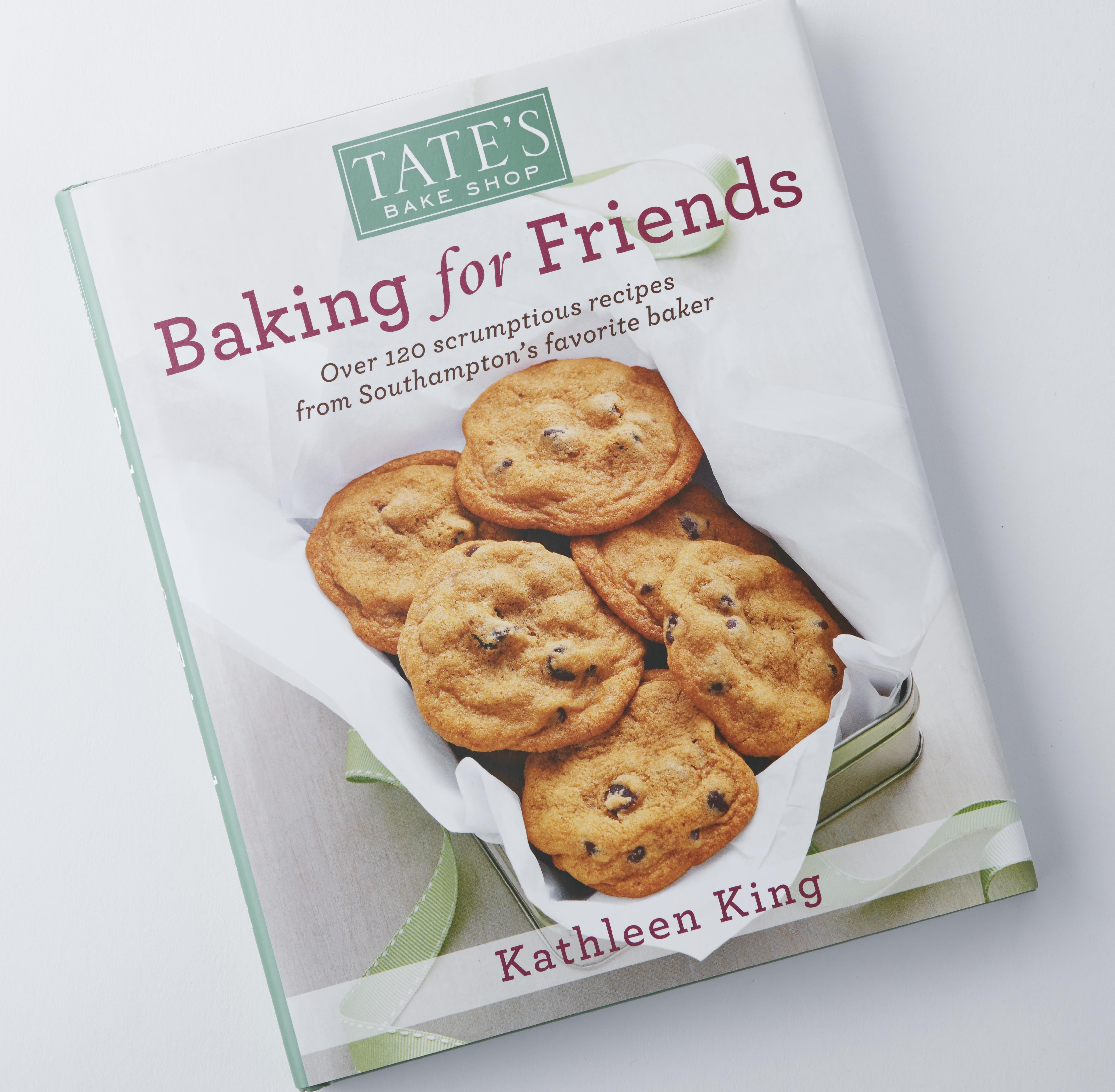 Baking for Friends Cookbook