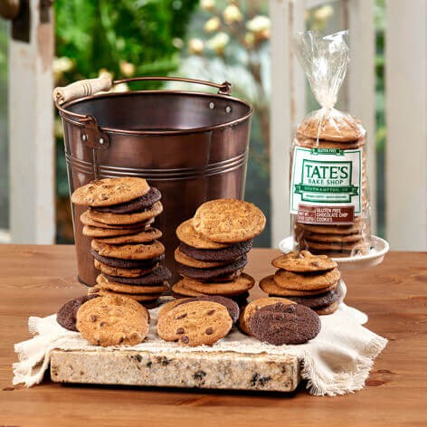 Gluten free classic cookie gift basket tates bake shop gluten free classic cookie gift basket negle Gallery