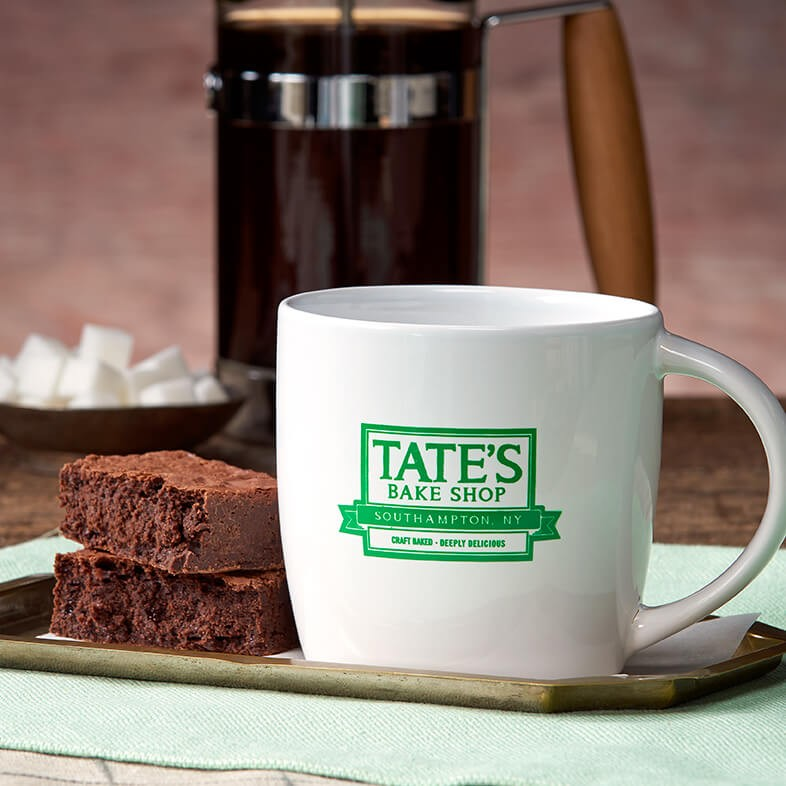 Tate's Cafe Collection with Brownie