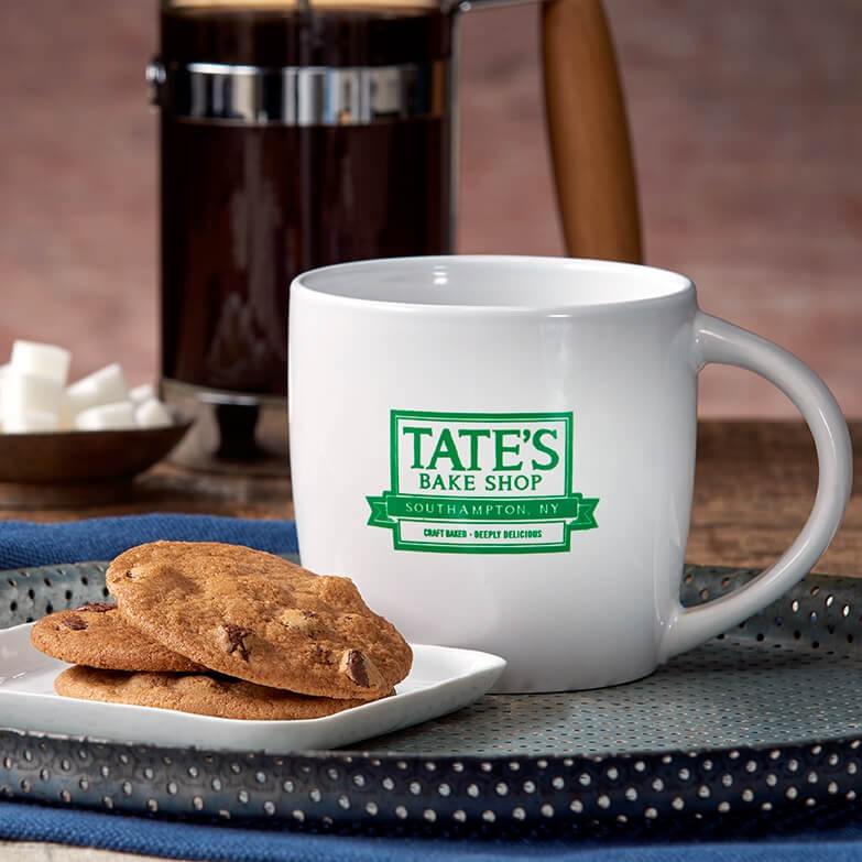 Tate's Cafe Collection with Chocolate Chip Cookies