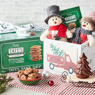 Country Christmas Box Small