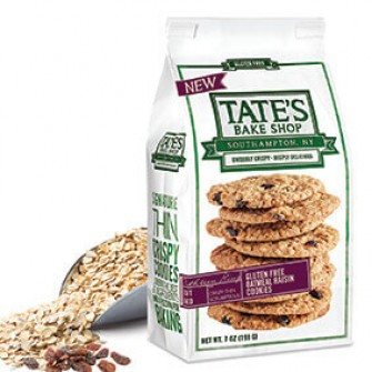 3 Pack Gluten Free Oatmeal Raisin Cookies
