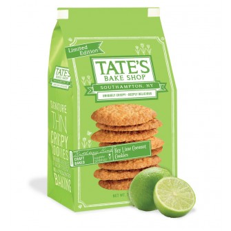 6 Pack Key Lime Coconut Cookies