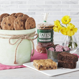 Mother's Day Sweet Treats Tin (also available in Gluten Free)