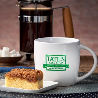 Tate's Cafe Collection with Crumb Cake
