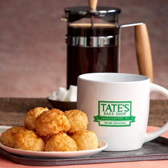 Tate's Cafe Collection with Coconut Macaroons