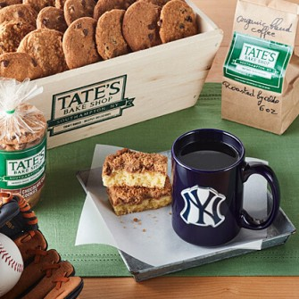 Take Me Out To The Ball Game with Your Favorite Baseball Team's Coffee Mug