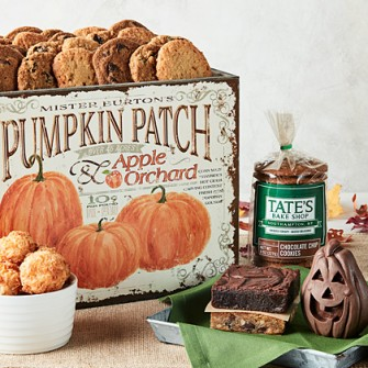 Great Pumpkin Patch Halloween Box Large