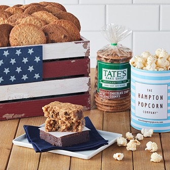 Star Spangled Treats Box Deluxe