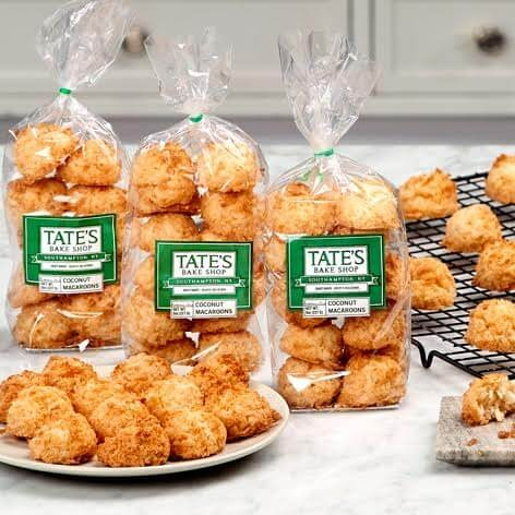 3 Pack Coconut Macaroons