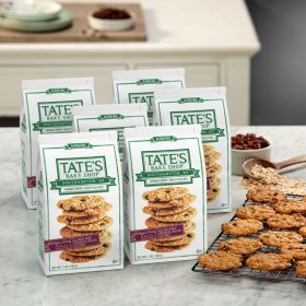 6 Pack Gluten Free Oatmeal Raisin Cookies