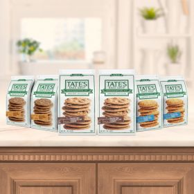 6 Pack Gluten Free Cookie Variety