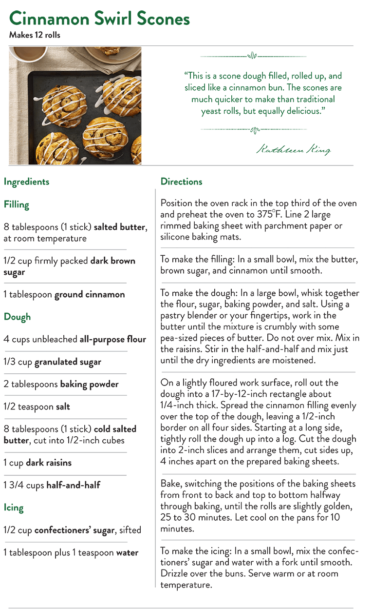 What's New Today Recipe